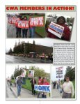 FIGHTING AT&T's CORPORATE GREED! - CWA Local 9421 - Page 7