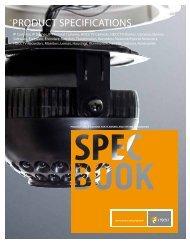 Catalogue Spec Book 2012 - eneo Home EN