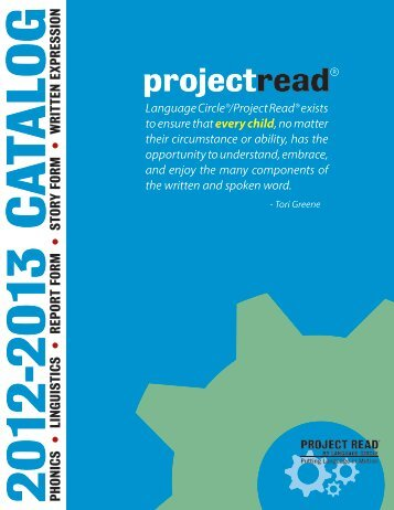 Catalog - Project Read