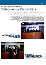 Una fiesta de cultura y fraternidad - Sindicato Médico del Uruguay