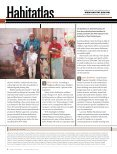 IN ISSUE: - Habitat for Humanity International - Page 6