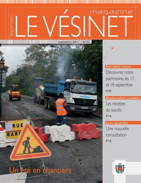 Le Vésinet Magazine n° 22