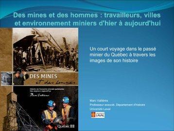 Format PDF, 9 Mo - Québec Mines