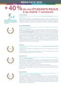 Les stages intensifs - Excosup - Page 2