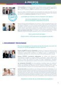 Les stages intensifs - Excosup - Page 3