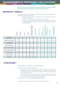 Les stages intensifs - Excosup - Page 5