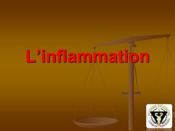 L ' inflammation