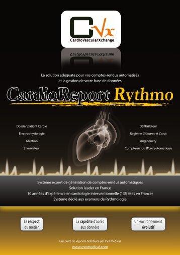 Registres Stimarec et Cards - CVX Medical