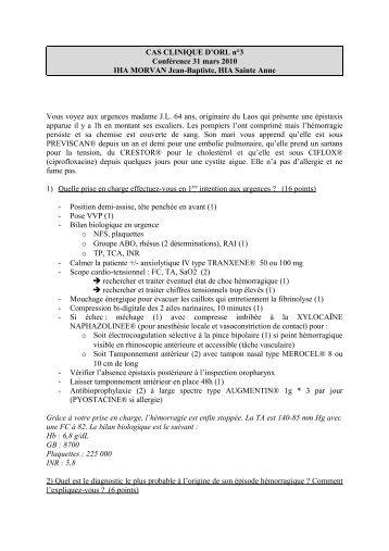 CAS CLINIQUE 3 correction.pdf