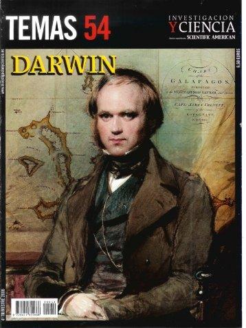 """investigación y Ciencia Darwin """"libros de joe"""""""