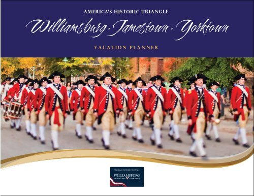 View Planner - Williamsburg Vacations
