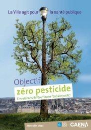 zéro pesticide - Ville de Caen