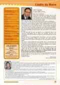 Informations municipales - Longué-Jumelles - Page 3