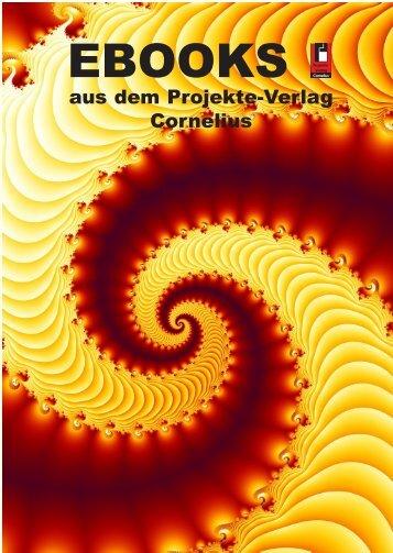 Katalog Ebooks.pmd - Projekte-Verlag Cornelius