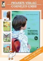 BETRUG - Projekte-Verlag Cornelius