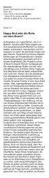 Am Erker - Projekte-Verlag Cornelius