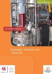 Les réacteurs chimiques - Energie Wallonie