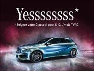 Programmes de service - Kalscheuer Mercedes-Benz