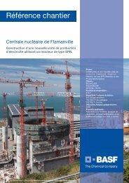 Fiche Référence Chantier - BASF