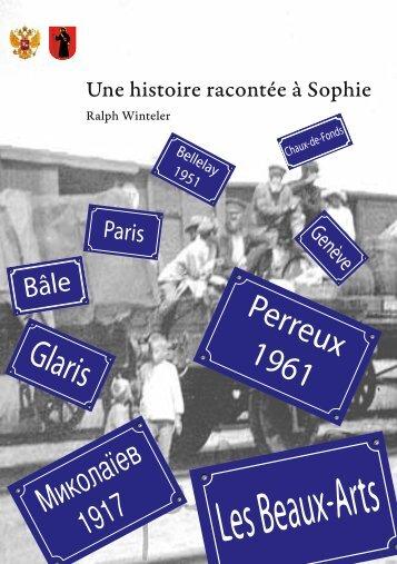 Une histoire racontée à Sophie - La Flute