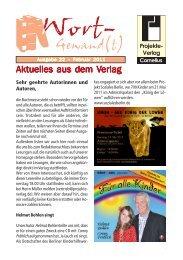 Wort-Gewand(t) 22.pmd - Projekte-Verlag Cornelius