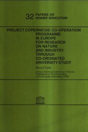 Project COPERNICUS - unesdoc - Unesco