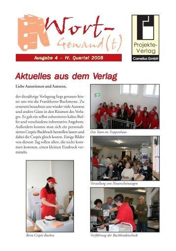 Geschichten von guten Büchern - Projekte-Verlag Cornelius