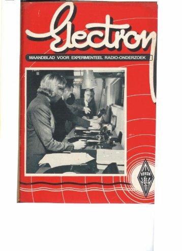 1. - :,; - Electron