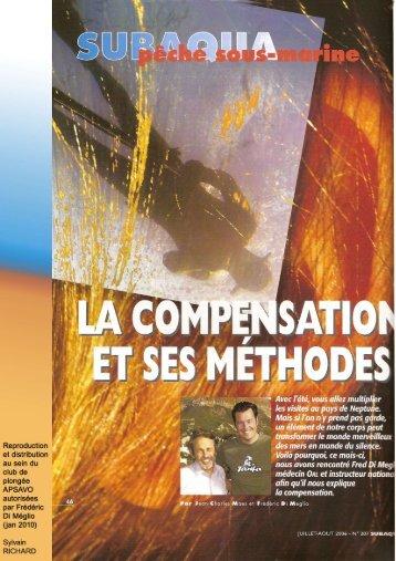 Les méthodes de compensation - Apsavo.fr