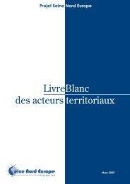 LivreBlanc des acteurs territoriaux - Cambrésis développement ...