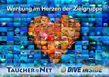 Werben auf www.taucher.net