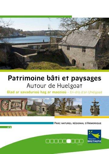 Patrimoine bâti et paysages (PNRA) n° 3 - Région Bretagne