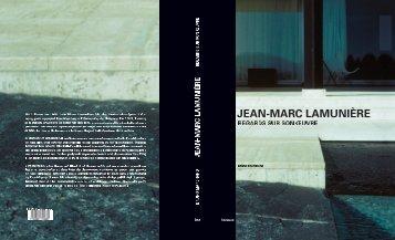 Jean-Marc Lamunière - Laboratoires de théorie et d'histoire - EPFL