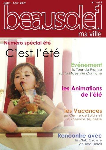 n°03 et 04 - Mairie de Beausoleil