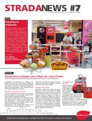 télécharger la newsletter - Strada marketing