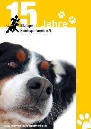 KHV Festschrift 15 Jahre