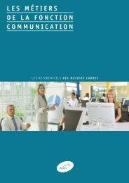 les métiers de la fonction communication - Apec.fr - Cadres