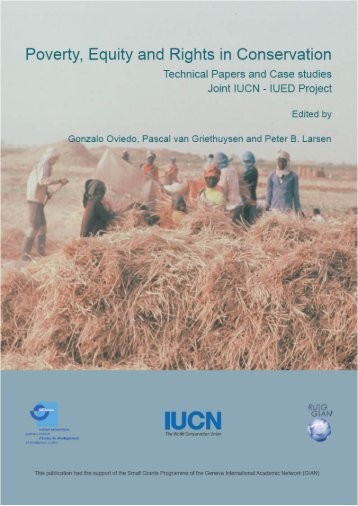 Poverty, Equity and Rights in Conservation - IUCN