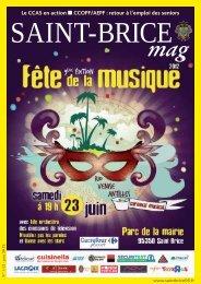 Magazine Juin 2012 - Saint-Brice-sous-Forêt