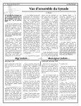 La Barque_Novembre 2009 - Diocèse de Bathurst - Page 6