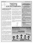 La Barque_Novembre 2009 - Diocèse de Bathurst - Page 7