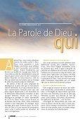 Synode sur la Nouvelle évangélisation : - OPM Canada - Page 4