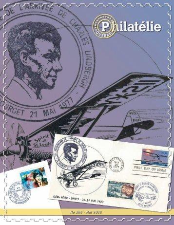 n° 306, mai 2012 - Philatélie Québec