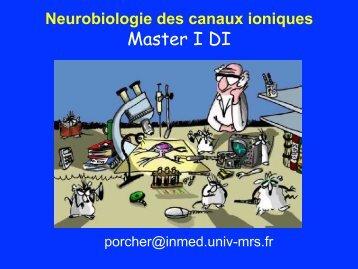 Cours 2 CP NCI 2012 - Département de biologie