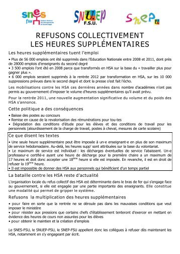 Itm Heures Supplementaires Formulaire 20070101 Clc