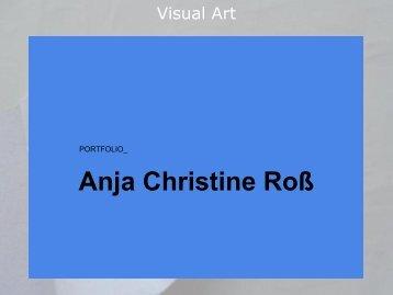 Anja Christine Roß