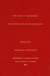 Esther Berry, From Temple to Transnational: The ... - Helen Pynor