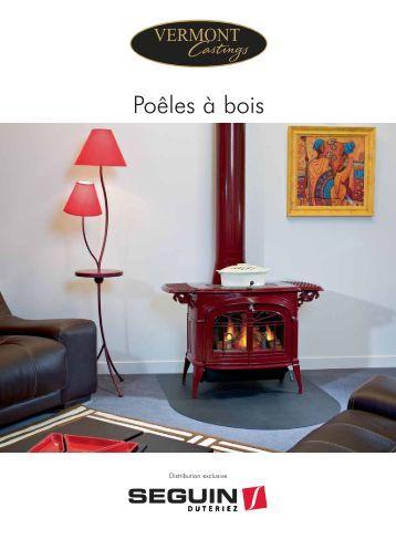 Options ensemble de patte for Poele a bois vermont casting