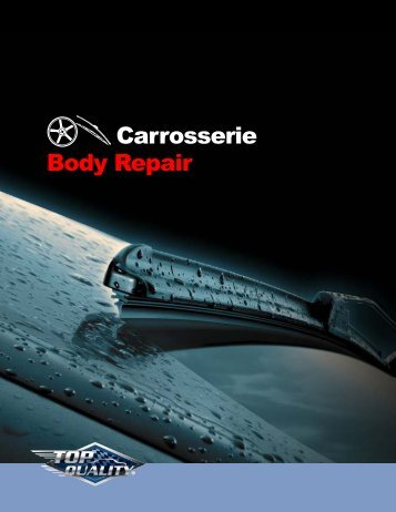 carrosserie / body repair - Transit Warehouse Distribution