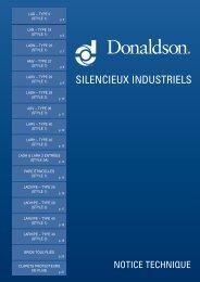F116019 Catalogue Silencieux Industriels 04-2006